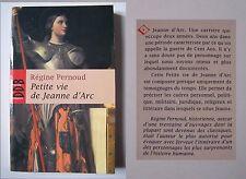 petite vie de Jeanne d'Arc - Régine Pernoud