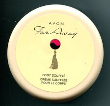 (100ml=6,00 €) Avon - Far Away Körpermousse