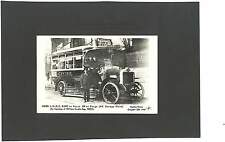 AK alter Omnibus Woolwich England L.G.O.C. B3592 on Route 109 at Penge
