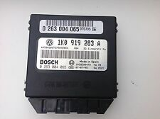 *VW  GOLF PASSAT TOURAN 2003-2008 PARKING SENSOR CONTROL UNIT 1K0919283A