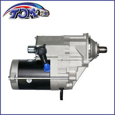 BRAND NEW HIGH TORQUE STARTER FOR 94-03 FORD F-SERIES TRUCK 7.3 DIESEL 17802