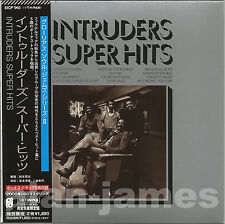 Intruders SUPER HITS + 5 2008 Japan Mini LP-CD