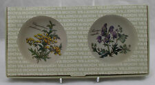 Villeroy & and Boch BOTANICA boxed pair of bottle coasters BL873 unused