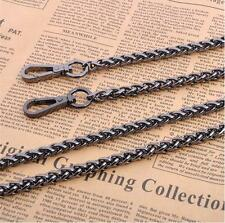 "120CM  / 47.24"" Black Bags Chain For Handbag Or Shoulder Strapping Bag S2"