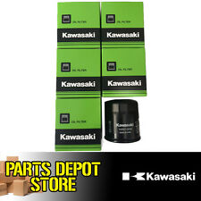 2013 KAWASAKI NINJA 300 NEW OEM OIL FILTER FILTERS PACK OF 5 EX 300