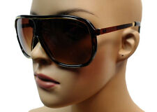 NEW MEN OR WOMEN PLAYER RETRO FASHION DESIGNER AVIATOR SUNGLASSES TORTOISE 5079