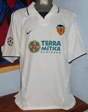 NIKE VALENCIA SPAIN LFP CHAMPIONS LEAGUE AIMAR 2003 ORIGINAL JERSEY SHIRT