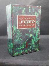 Ungaro Pour L'Homme I by Emanuel Ungaro *RARE* 1oz Eau de Toilette NEW in Box!