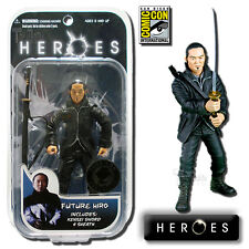 Heroes Future Hiro 7-Inch Action Figure 2008 SDCC Exclusive - Mezco Toyz