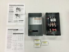 SQUARE D AIR COMPRESSOR MAGNETIC STARTER 10HP THREE PHASE 460 VOLT