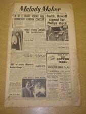 MELODY MAKER 1952 SEPTEMBER 6 PHILIPS EMI SKYROCKET DR CROCK JAMBOREE   +