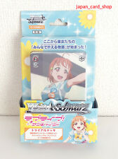 23831 AIR Weib Weiss Schwarz Trial Deck Love Live! Sunshine Chika Takami 50cards