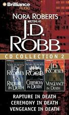 In Death: J. D. Robb Collection : Rapture in Death; Ceremony in Death;...