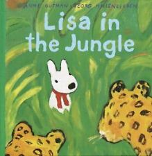 Lisa in the Jungle (Gaspard and Lisa Books)-ExLibrary