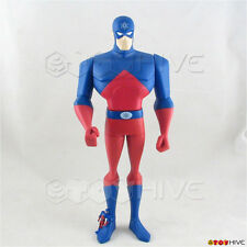 Justice League Unlimited The Atom 10 inch vinyl action figure DC JLU loose