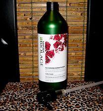 Biolage Cleansing Conditioner Pomegranate Curly Hair 33.8 oz Liter Matrix w Pump