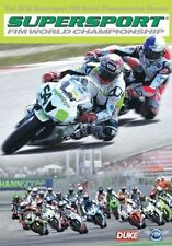 FIM Supersport World Championship - review 2010 (New DVD) Motorcycle Bike Sport