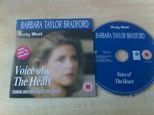 VOICE OF THE HEART Starring Lindsay Wagner Barbara Taylor Bradford DVD