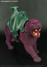 PANTHOR Masters of the Universe Variant 100% complete 1983 vtg MOTU PANTHER