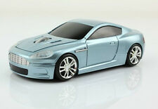3D 2.4G Wireless USB Optical Aston Martin Car Mouse game mice for Laptop PC Mac
