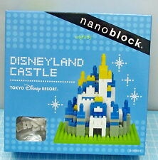 Japan Disney Resort Disneyland Castle Nano Block, h#2