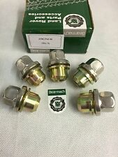 Bearmach Range Rover Classic Alloy Wheel Nut x 5 with Stainless Cap  ANR2763M