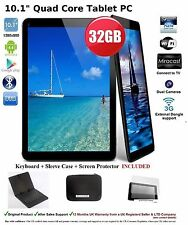 "32gb 10"" a31s QUAD CORE TABLET PC ALLWINNER Android WiFi Pollice Google Play HDMI"