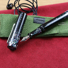 Taccia Winter's Crystals Reserve Maki-e Limited Edition Fountain Pen - #8/50 - M