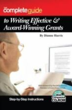 The Complete Guide to Writing Effective & Award-Winning Grants: Step-b-ExLibrary