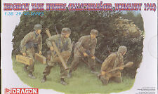 DRAGON 6127 - HEDGEROW TANK HUNTERS FALLSCHIRMJAEGER NORMANDY 1944 1/35 - NUOVO