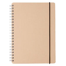 MUJI MoMA Recycled High Quality paper notebook A5 dot grid 70 sheets Double Ring