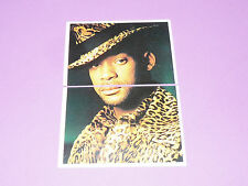 N°122 123 WILL SMITH PANINI SMASH HITS PLANET POP 1998 FRANCE COLL. '99