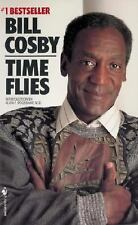 Time Flies by Bill Cosby 1988 Paperback Novel Book Humor Wit Warmth Funny USA