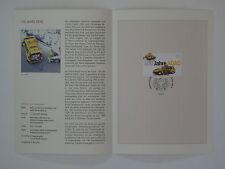 (03j27) Bund Erinnerungsblatt 2003 mit ESST Mi.Nr. 2340 ADAC Auto Helikopter