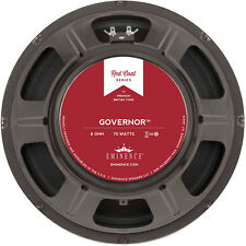 """Eminence Red Coat The Governor 12"""" Guitar Speaker 8 Ohm"""