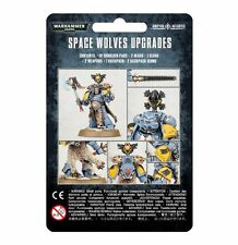 Warhammer 40K: Adeptus Astartes: Space Wolves: Upgrade Pack  NEW