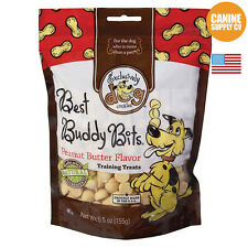 Exclusively Dog Best Buddy Bits Peanut Butter Flavor 5.5 Oz.