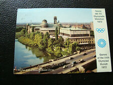 ALLEMAGNE - carte postale 1972 munchen (cy69) germany