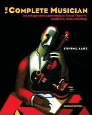 The  Complete Musician by Steven G Laitz
