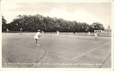 Slough. St Bernard's Convent by Lofthouse, Crosbie & Co. Tennis Courts & Science