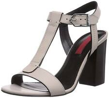 Hugo Boss women's Sianna 100% leather sandals size 8UK (41EU) - made in Italy