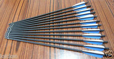 "12 Pcs Carbon Arrows 22"" Crossbow Bolts for crossbow Hunting Archery Dead Strike"