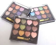 NEW  LOT OF 3  (36 Colors) BEAUTY TREATS  Eyeshadow Makeup