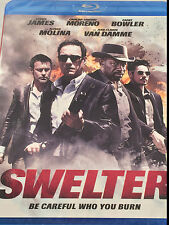 Swelter (Blu-ray, 2014)New,Action,Jean-Claude Van Damme,Crime,Drama