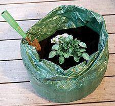 Pflanzsack für Kartoffeln Kartoffelpflanzer mit 2 Tragegriffen & Abwasserlöchern