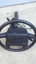 Volvo 240 Steering Wheel for column 1990-1993 W/SRS/ headlight/windshield switch