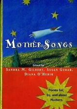 Mothersongs: Poems For, By, and About Mothers-ExLibrary