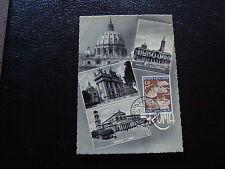 VATICAN - carte 1950 - (annee sainte) yt n° 151 - (cy2)