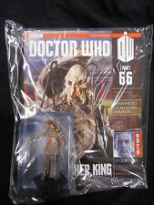 """DOCTOR WHO FIGURINE COLLECTION #66 """"THE FISHER KING"""" (EAGLEMOSS) NEW"""