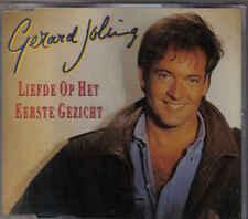 Gerard Joling-Liefde Op Het Eerste Gezicht cd maxi single